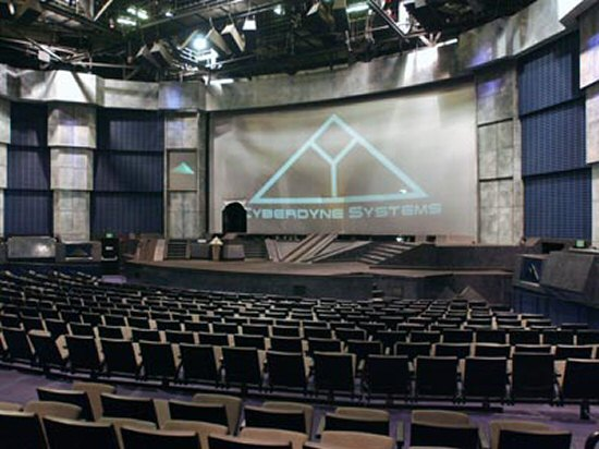 T2 Theatre (The Studio Tour)