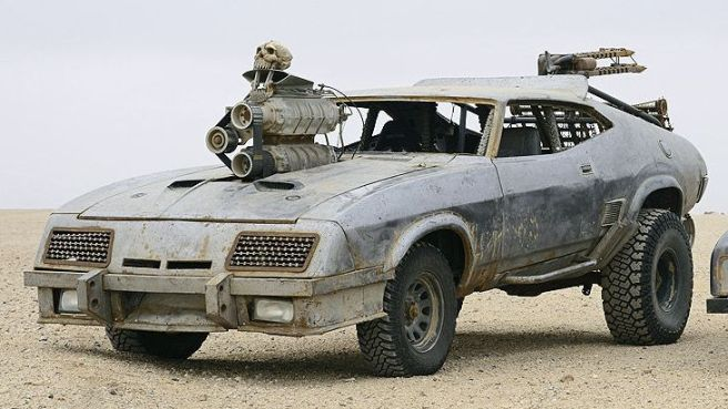 Razor Cola (Fury Road Vehicles)
