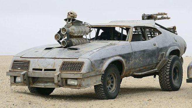 Razor Cola (Fury Road Vehicles)