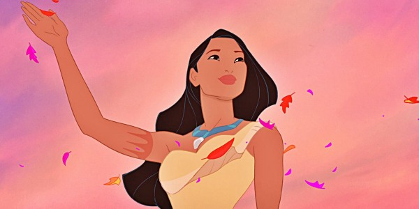 Pocahontas and Tattoo (CinemaBlend)