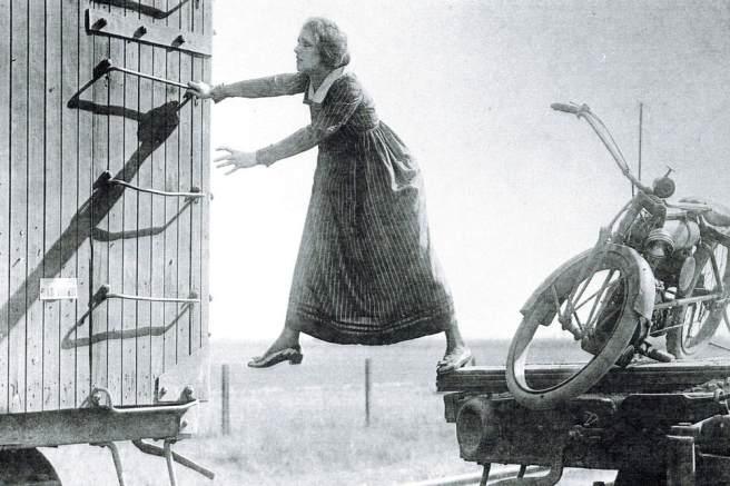 Gibson Stunt (The New Republic)