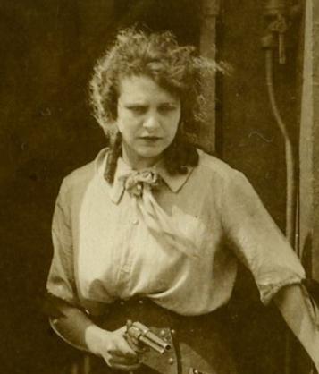 Helen Gibson - 1920