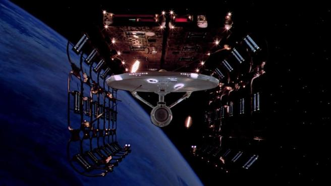 Enterprise Dry Dock (The Geek Twins)