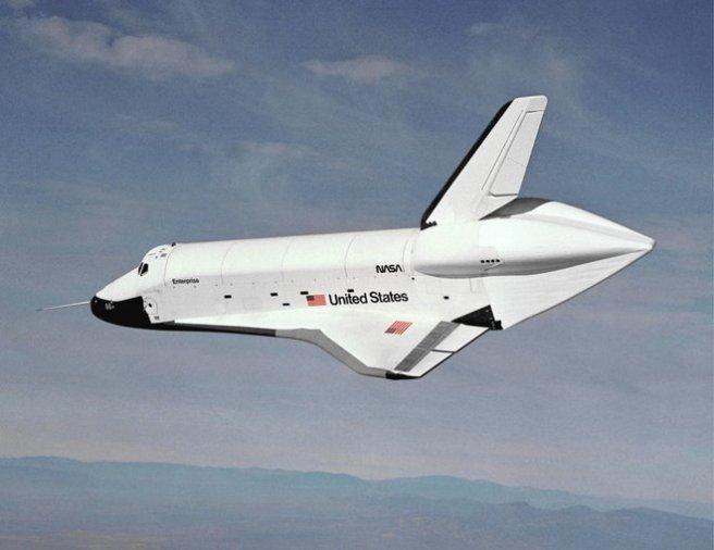 Enterprise Space Shuttle (Space.com)
