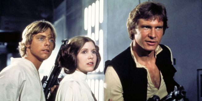 Skywalker, Leia and Solo (Digital Spy)