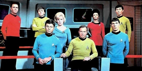 Star Trek Cast (Quora)