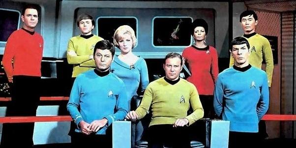 Star Trek Cast (Quora)